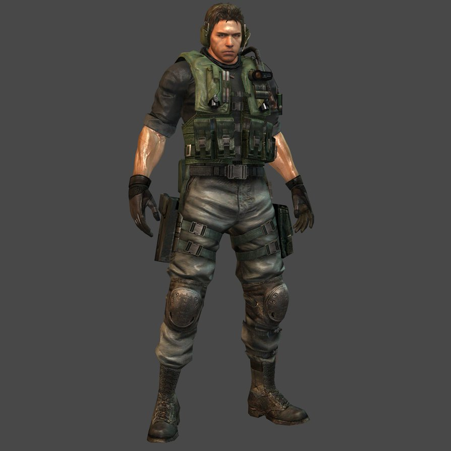 Chris Redfield On Twitter Chris Redfield Costumes In Resident Evil These Outfits Do Not Need To Be Unlocked Bsaa Residentevil Re5 Re6 Chrisredfield Capcom Https T Co Kybxmpz7aq