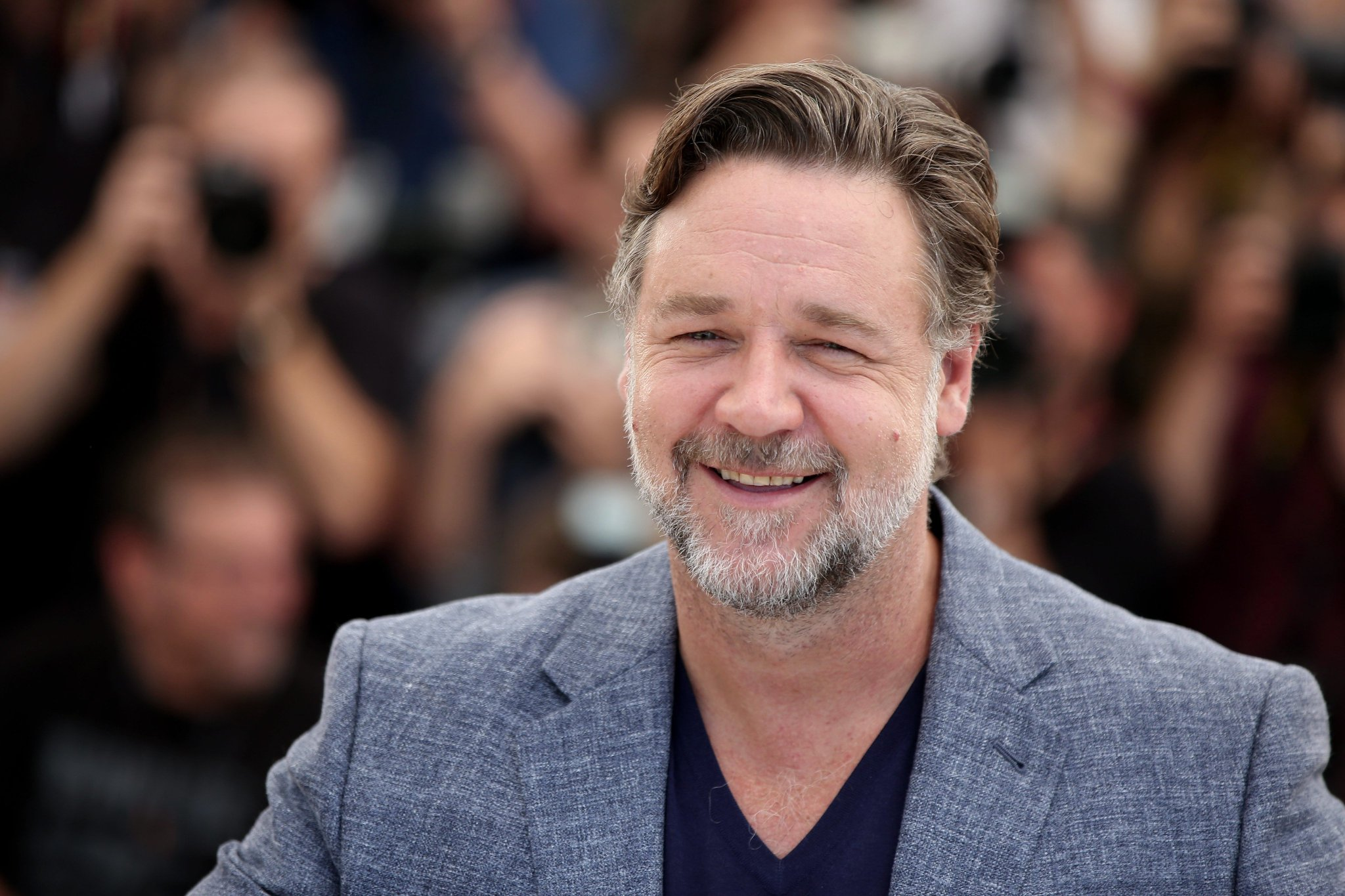 Russell Crowe a 53 ans Happy birthday !