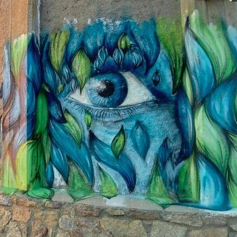 #Streetart by Decoma in #Salamanca #Spain #art<br>http://pic.twitter.com/bHS3OcRM1d