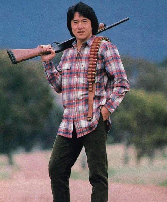 Happy birthday Jackie Chan !