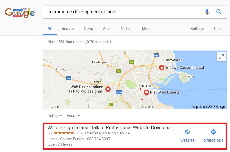 Web Design Dublin E-Commerce Development Ireland