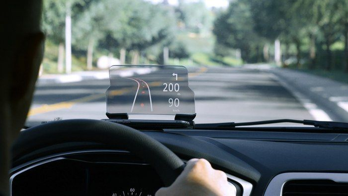 Alibaba Investing in Augmented Reality Dashboard for Smartcars
