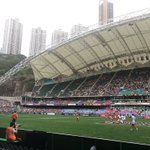 Image for the Tweet beginning: #DHLimpactplayer #hk7s #rugby #hsbc this
