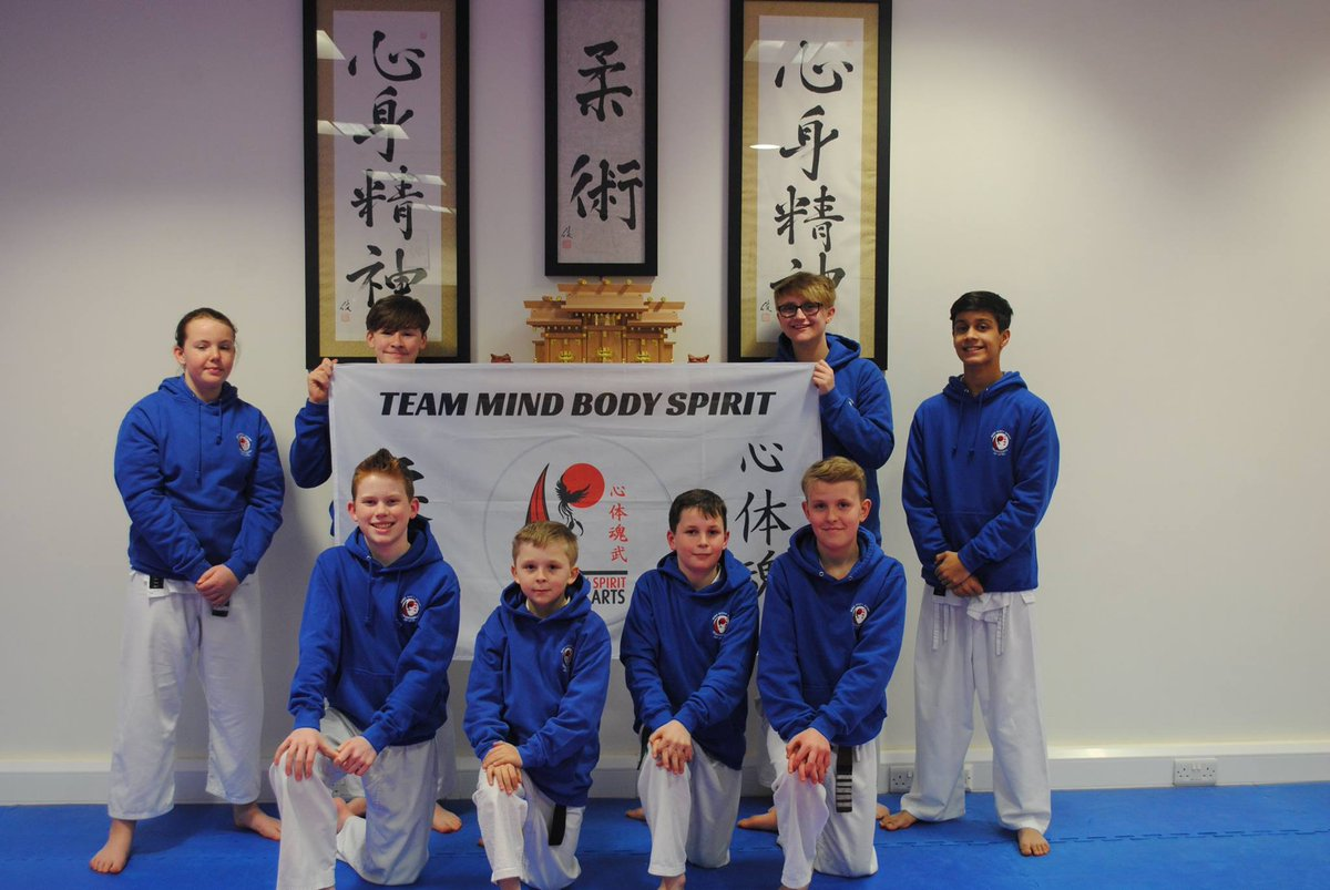 Mind Body Spirit On Twitter 7 Medals For Team Mbs 7th