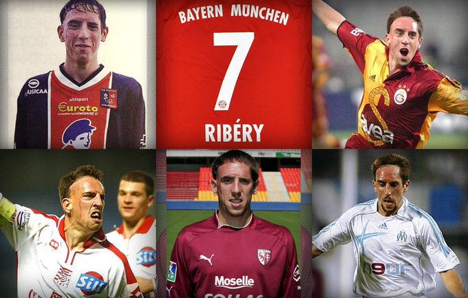 Happy Birthday Franck Ribery