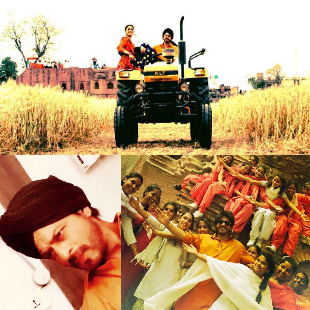 Lehraate Khet, Ladkiyaan, Lassi Te Love in Punjab. Thk u all for such a great shoot & to Imtiaz for bringing us here