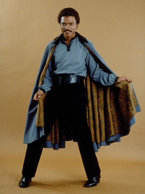 Happy 80th Birthday Billy Dee Williams! (Yes, we know it was yesterday..)
