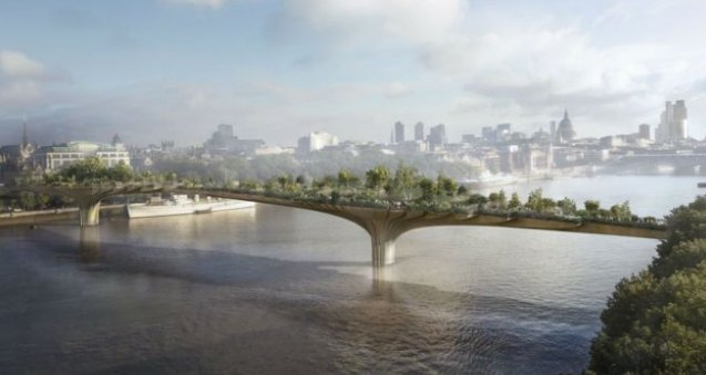 Is this the end for the #London #GardenBridge ? https://t.co/zEuciuA5BB