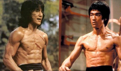 Kung fu has a king after Bruce Lee, only Jackie Chan