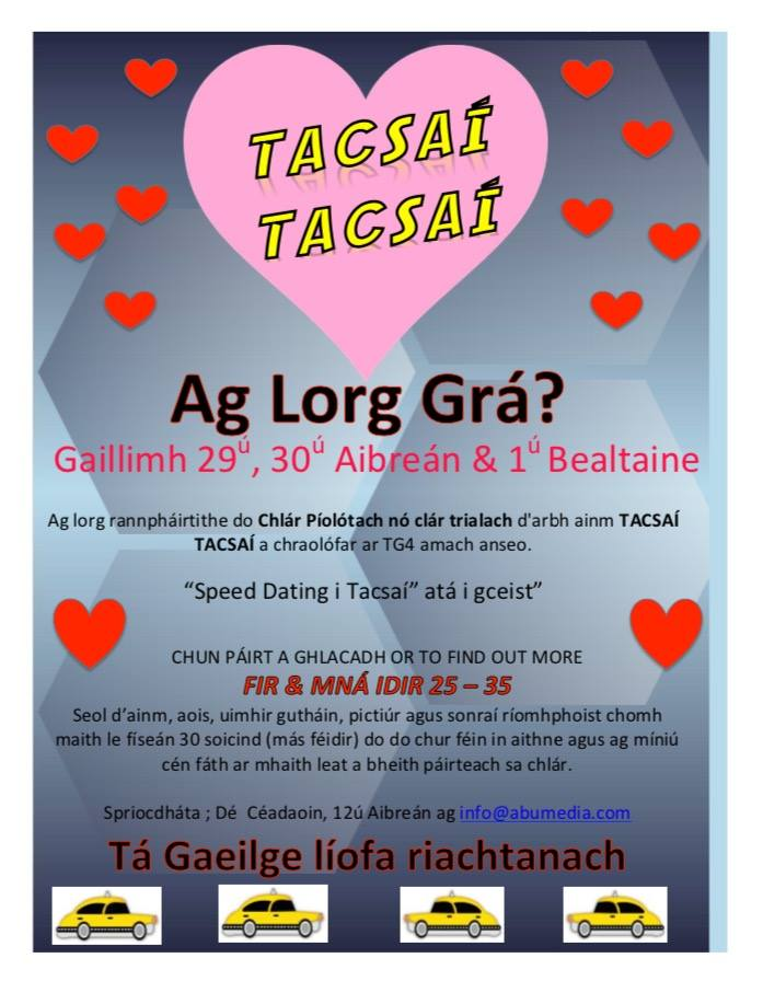 Valentines Festival Speed Dating (35-45) - This is Galway