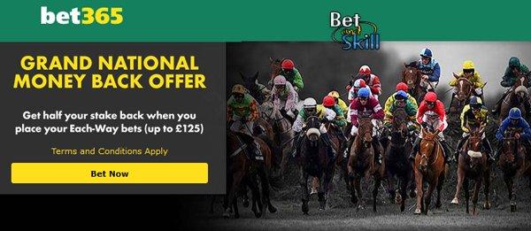 Bet365 horse racing bonus