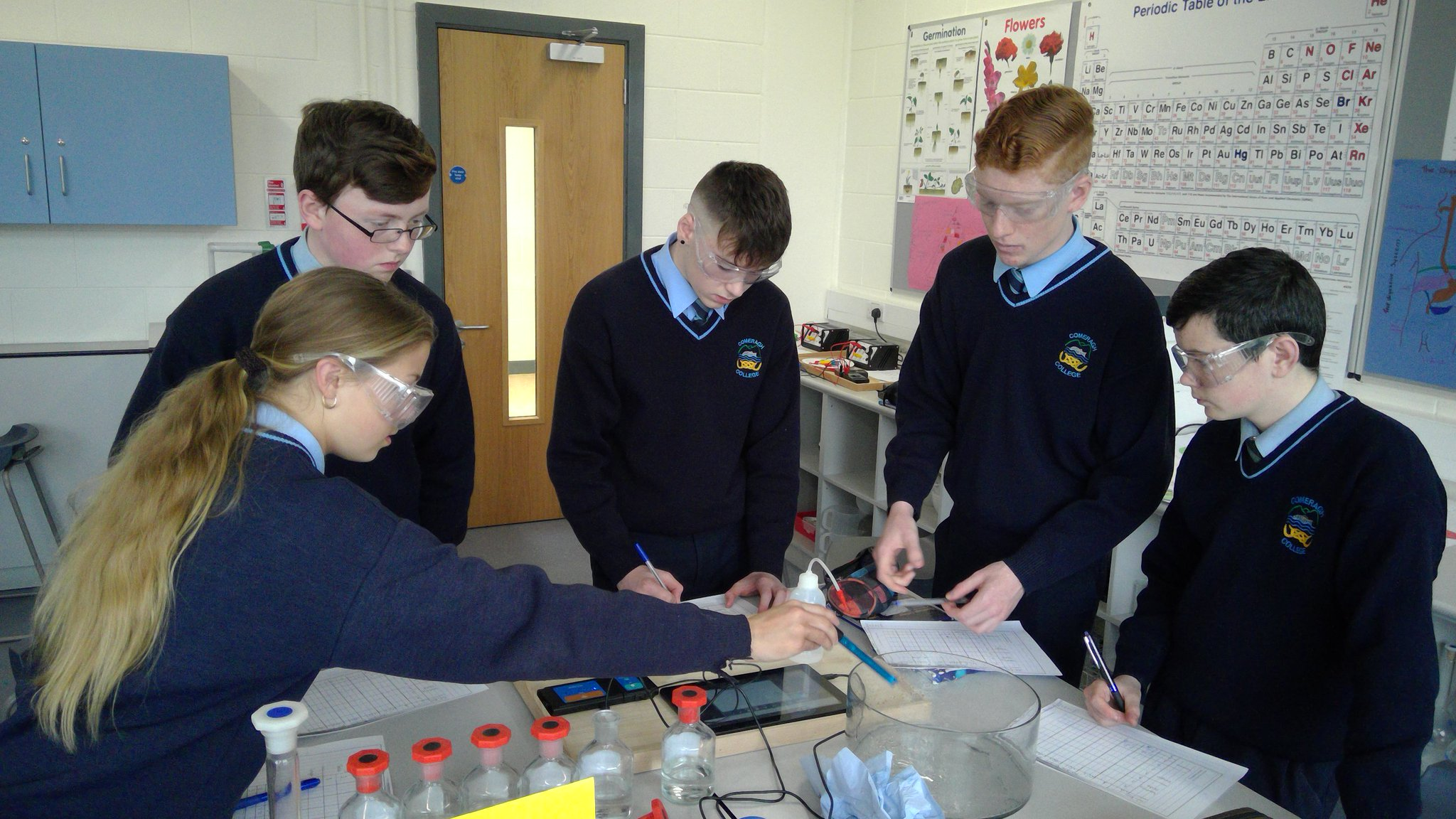 """Comeragh College On Twitter: """"Gr8 To See Our Students So ..."""