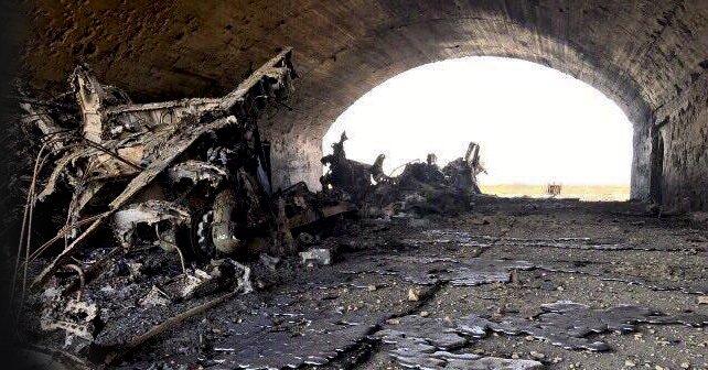 """""""Мы считаем это адекватным ответом на варварскую химическую атаку"""", - Великобритания поддержала авиаудар США по сирийской базе - Цензор.НЕТ 5814"""