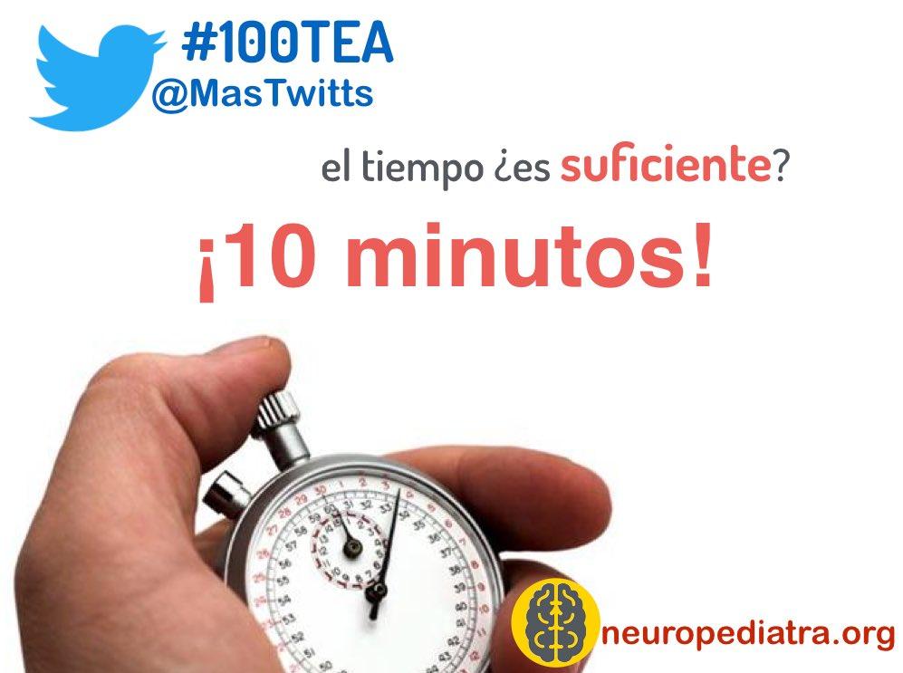 22 En atención primaria, el tiempo de visita por niño es 10 minutos (o menos) ⏱ Insuficiente para detectar el #autismo #100TEA https://t.co/fwAHhpKz3Y