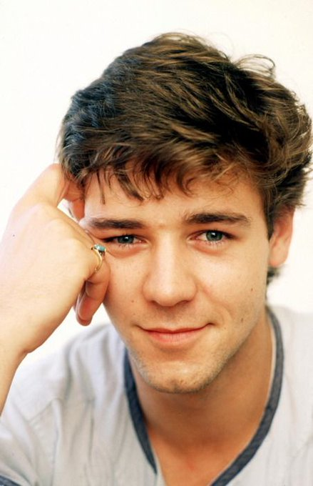 Happy Birthday, Russell Crowe! Born 7 April 1964 in Wellington, New Zealand