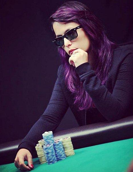 девушки покер фото