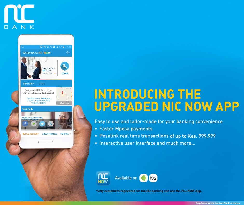 NIC Bank on Twitter: