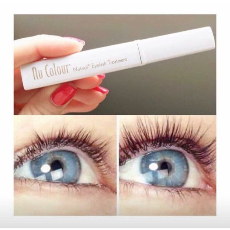 53aa4e635ab Longer Eyelashes? YES PLEASE! Get £8 OFF the Nu Colour Nutroil Eyelash  Treatment & £5 OFF on the Nu Colour Curling Mascara !pic.twitter.com/LXD1AVSgen