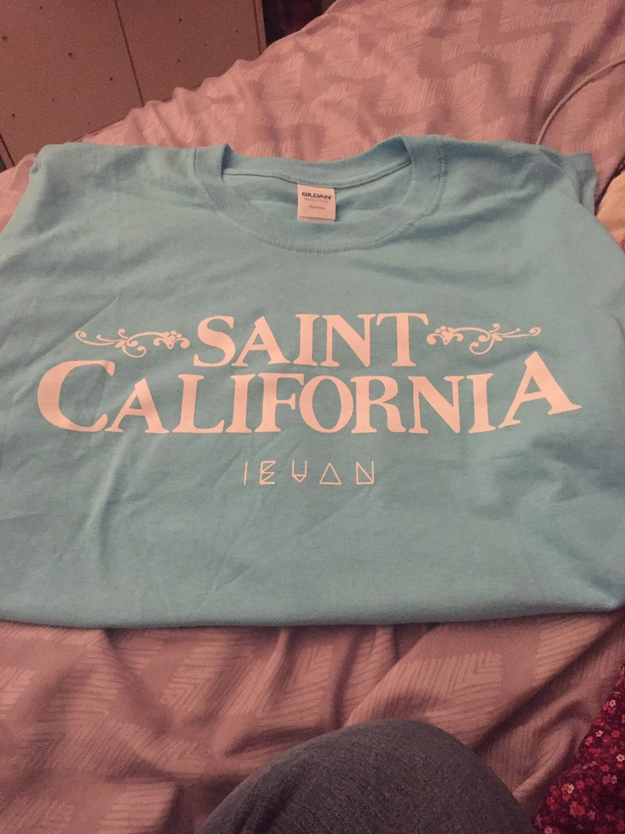 can you believe i got a shirt from my bff ieuan