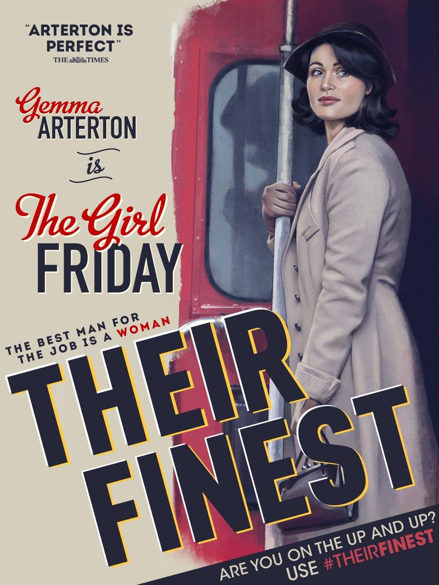 Their Finest, avec Gemma Arterton, Sam Claflin et Bill Nighy - Page 3 C9-BnGKV0AAybYe