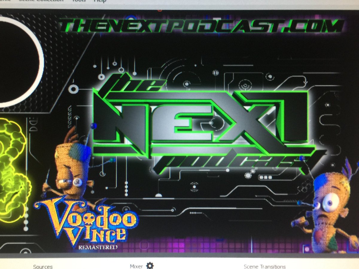 @XboxP3 check out the layout for tomorrow&#39;s @TheNextPodcast1 ! HAD to show #Vince some love!!!! <br>http://pic.twitter.com/7GZA0CsUzI