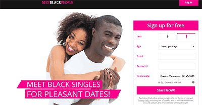 Blacksingles com login
