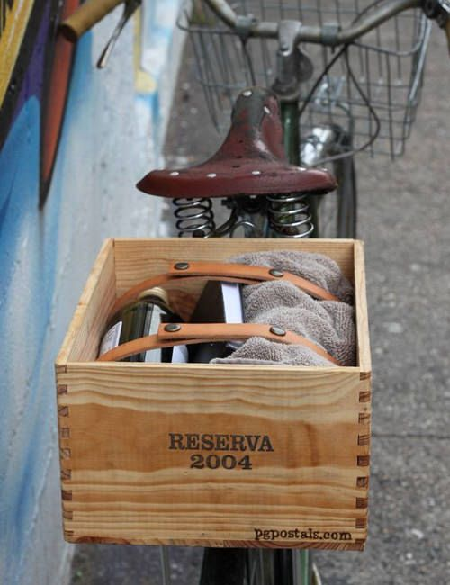 9 Charming Ways To Turn Wine Crates Into Rustic Furniture