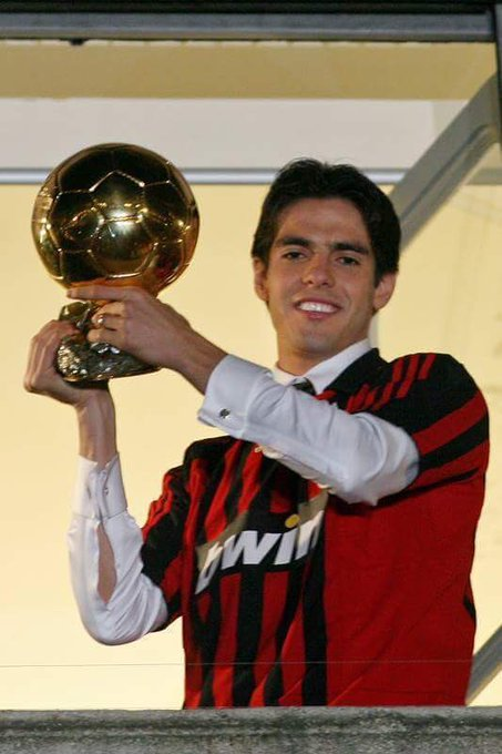 Happy birthday Kaka\  ..prince of Milano