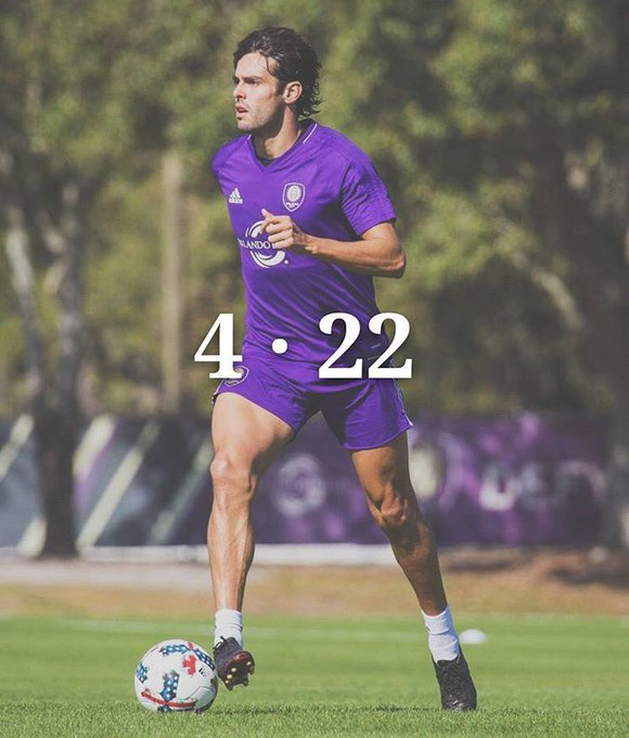 The legend has just turned 35 years old!  Happy Birthday Kaká