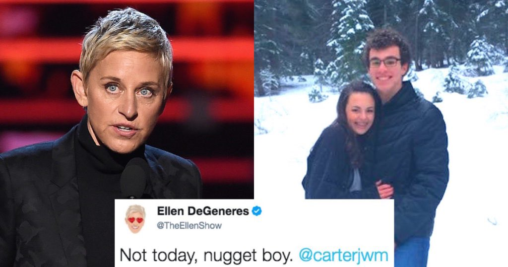Dear Ellen, Stop Promoting White People Who Do Literally Nothing https://t.co/hEJNXzpLsB