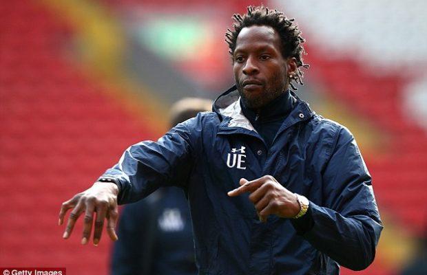 Nigerian-born #Tottenham U-23 #coach, #Ugo #Ehiogu is #dead  http:// dlvr.it/Ny26xS  &nbsp;  <br>http://pic.twitter.com/sX4xpco7xn