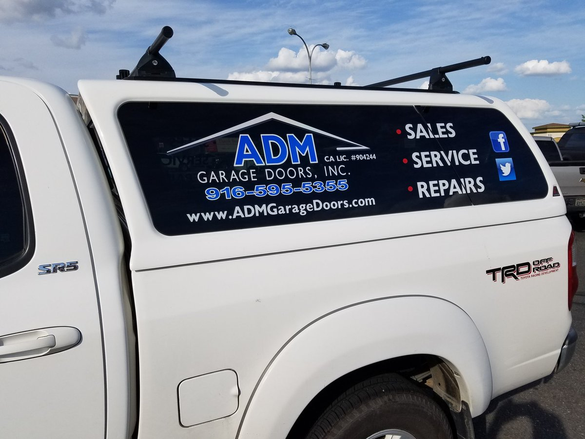 Home Adm Garage Doors Inc
