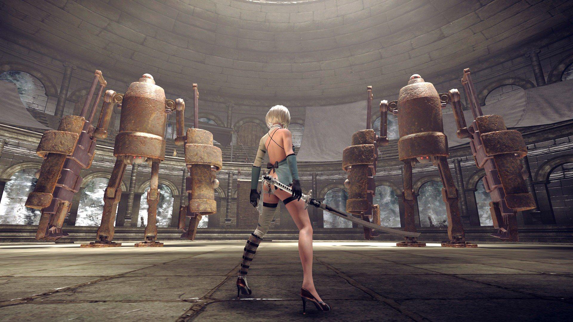 Nier: Automata DLC Costume