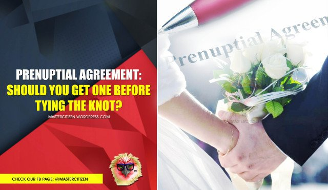 What is a #prenuptial #agreement and why is it important for soon-to-be couples to consider getting one?  http:// bit.ly/2oMAqAv  &nbsp;  <br>http://pic.twitter.com/8P5a6NWUjB