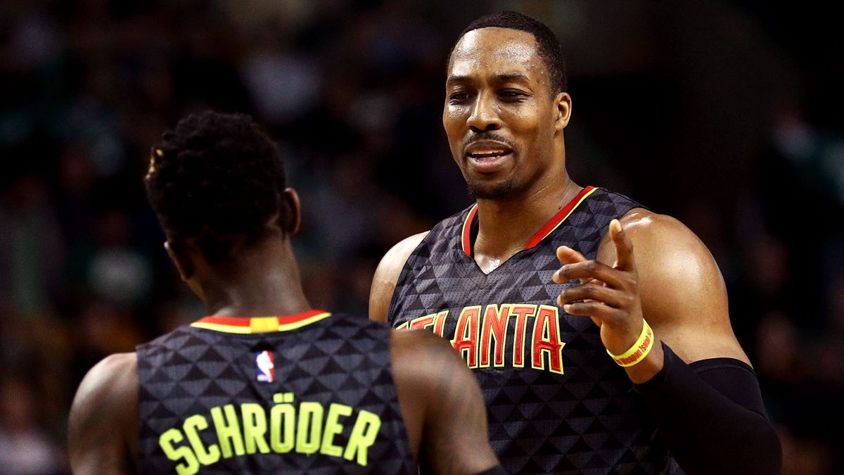 Dwight Howard Clearly Doesn't Know Team's Name trib.al/9scMBUd
