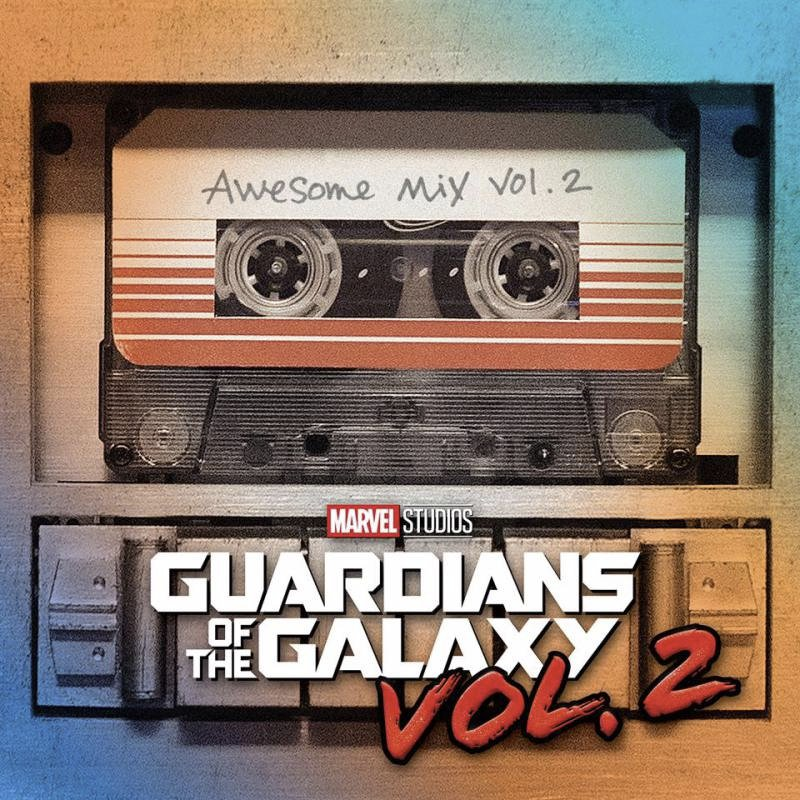 Guardians of the Galaxy Vol 2: Awesome Mix Vol. 2