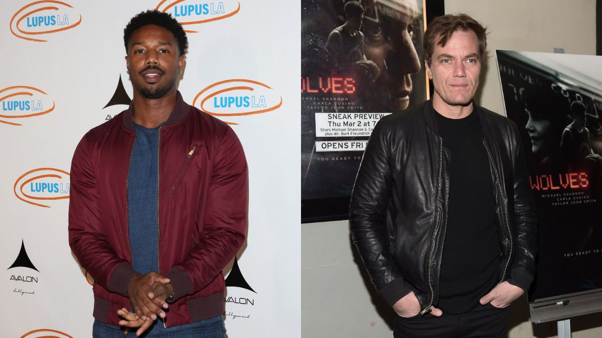 Michael B. Jordan and Michael Shannon to burn books in HBO's Fahrenheit 451 https://t.co/clyFOmbv6z