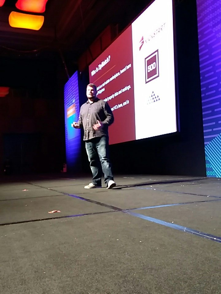 Kyle Wiltshire @zipmatch_, CTO of Zipmatch shows how his team created the Philippines top real estate in 3 hours on AWS. https://t.co/Ic0xUskCnH