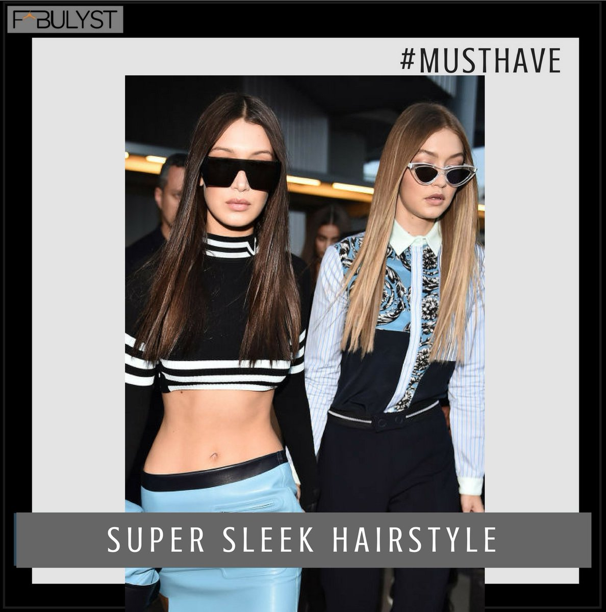 glasses for style only s4lv  But this style only works if your hair looks #healthy @GiGiHadid  @bellahadidpictwittercom/CnnOSsUzka