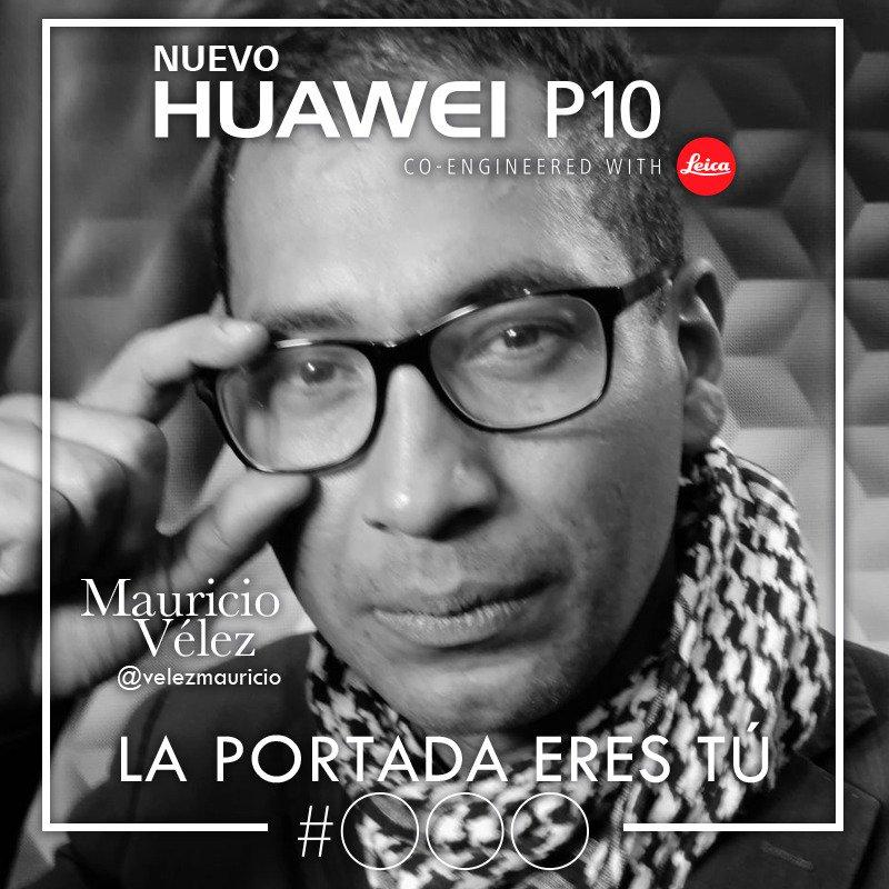 Aquí haciéndome el interesante #OOO gracias a @HuaweiMobileCo https://t.co/nuj1eS6omf