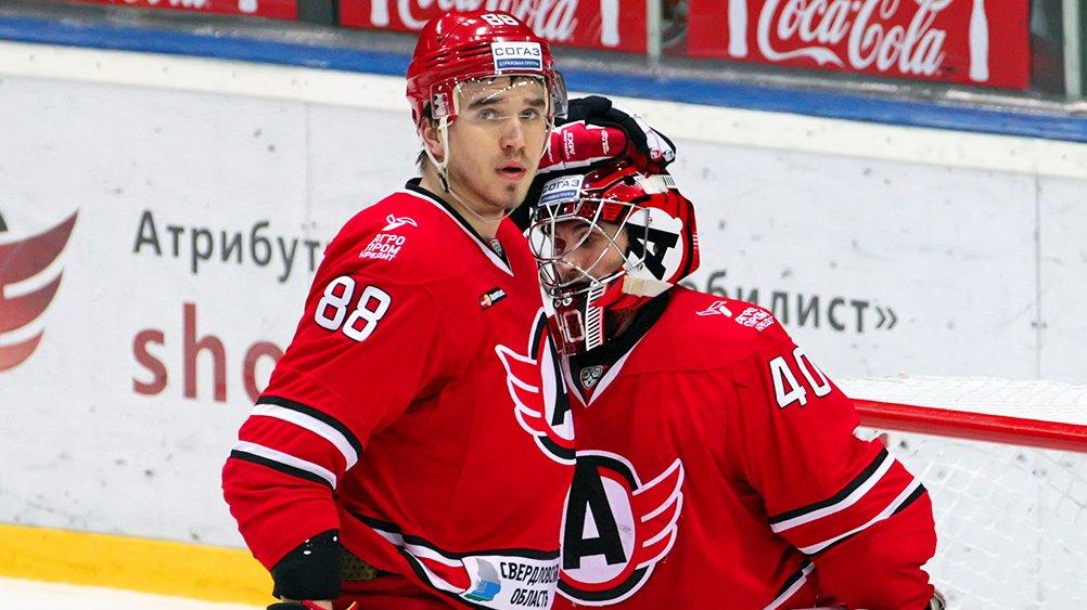 Defenseman Nikita Tryamkin returns to @IHCAvtomobilist after one full...