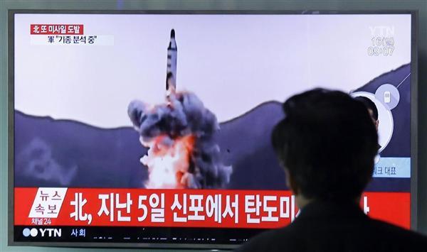 【北朝鮮情勢】サイバー攻撃で実験妨害か 米軍、北朝鮮ミサイル標的 失敗率88%のミサイルも   https://t.co/j8mZPH5wIW  #北朝鮮情勢 #北朝鮮 #北ミサイル #アメリカ #サイバー攻撃