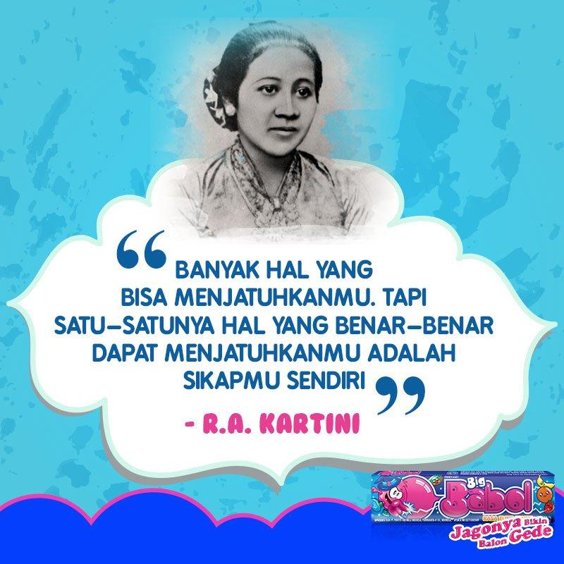 Big Babol Indonesia En Twitter Selamat Hari Kartini Jangan Lupa