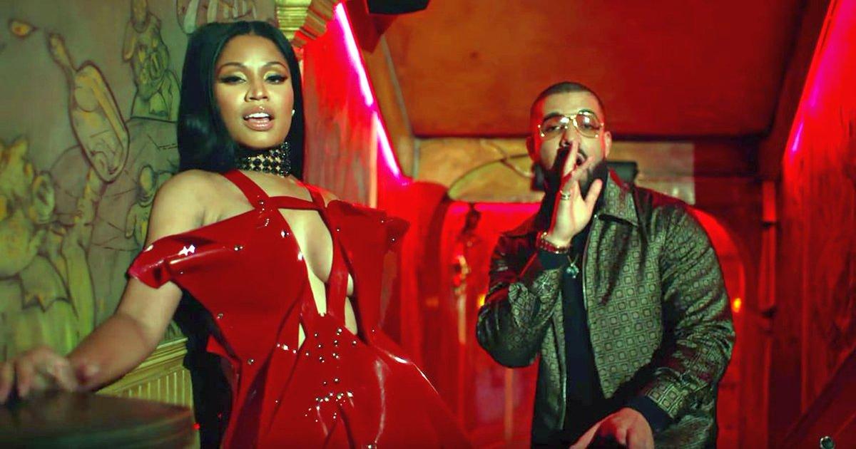 Nicki Minaj – No Frauds Music Video ft. Lil Wayne & Drake