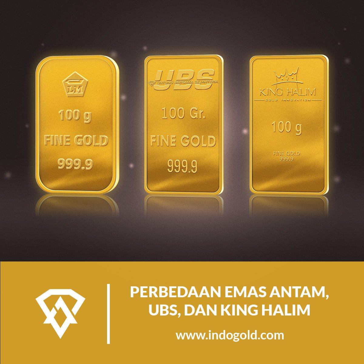 Antam Gold On Twitter 1 Sebetulnya Apa Sih Perbedaan Emas Antam