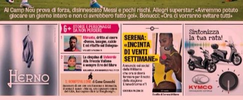#GdS:  -&gt; [Mr.] #Allegri: &quot;We could have played for a whole day &amp; still not conceded a .&quot;  -&gt; #Bonucci: &quot;Now they&#39;ll all want to avoid us&quot;<br>http://pic.twitter.com/TcEiUi9utE