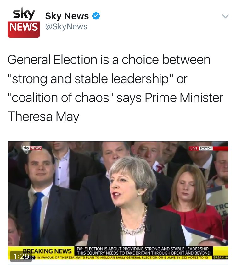 Theresa May's choice sounds vaguely familiar. I wish I could remember why... https://t.co/JESPCjfay6