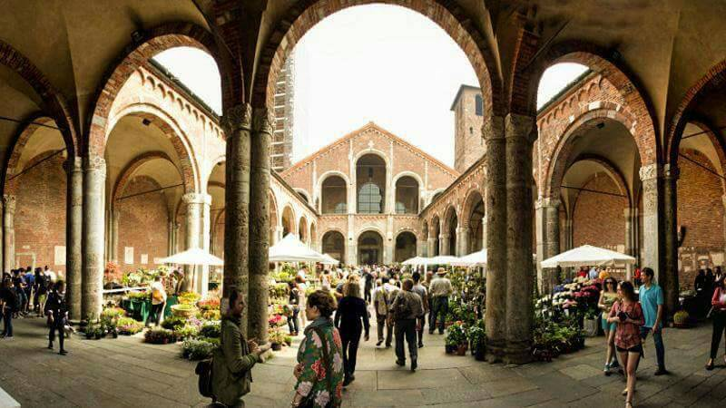 #Milano #week-end #Italy 21-23/04 #Sant&#39;Ambrogio #FloraedDecore don&#39;t miss this amazing event of you are in town #event #design #italylovers<br>http://pic.twitter.com/OLhWTaaF3H