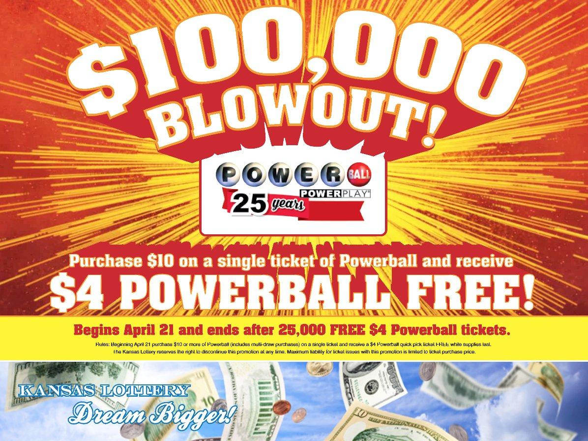 Kansas Lottery on Twitter: