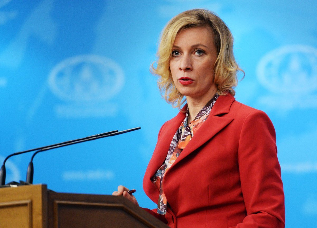Zakharova said that in Montenegro there is a growing negative attitude towards the Russians